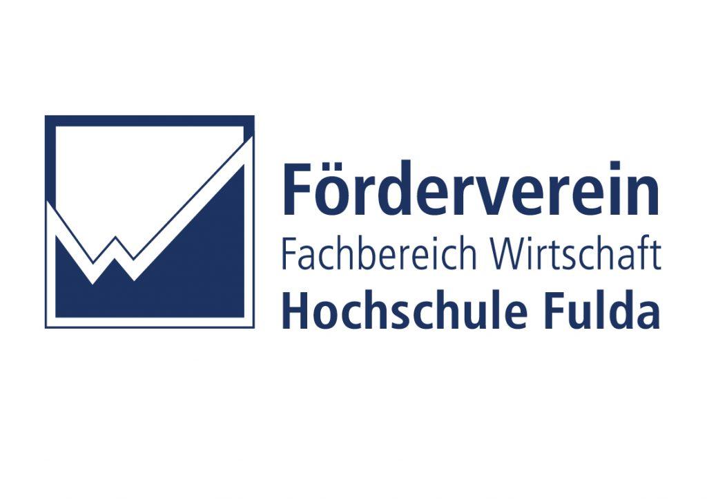 Logo Förderverein Fachbereich Wirtschaft Hochschule Fulda