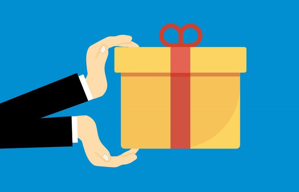 Compliance: Richtiger Umgang mit Geschenken